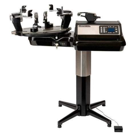 Gamma 9900 ELS Stringing Machine with 6 Point SC Mounting System - RacquetGuys