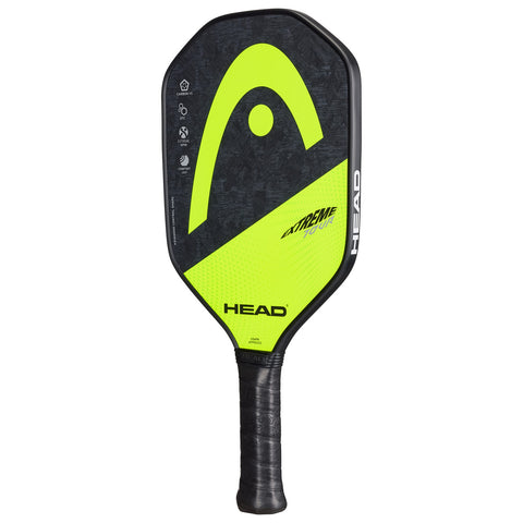 HEAD Extreme Tour (Black/Yellow) - RacquetGuys