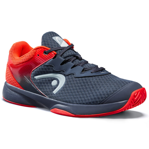 Head Sprint Team 3.0 Mens's Tennis Shoe (Navy/Red) - RacquetGuys