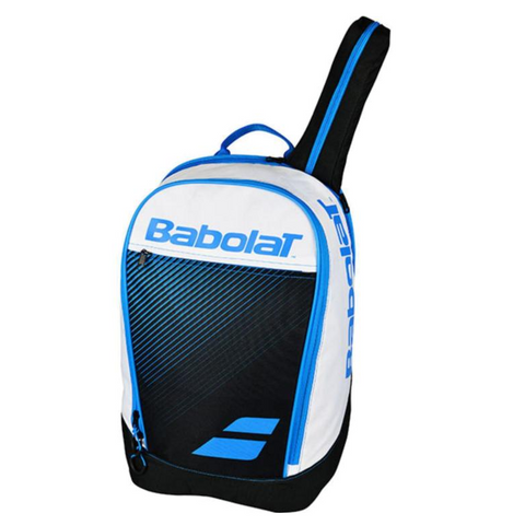 Babolat Club Wimbledon Racquet Backpack (Black/Blue) - RacquetGuys