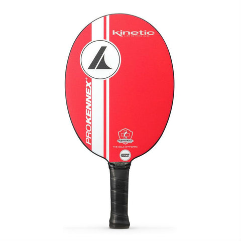 ProKennex Ovation Speed Pickleball Paddle (Red) - RacquetGuys