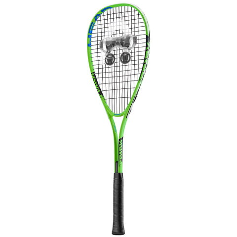 Head Spark Team Squash Racquet Beginner Set - RacquetGuys