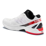 HEAD Sprint Pro 2.0 Men's Clay Tennis Shoe (White/Black) - RacquetGuys
