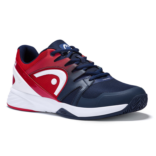 HEAD Sprint Team 2.0 Mens Tennis Shoe (Black/Red) - RacquetGuys