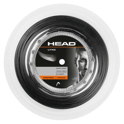 HEAD Lynx 16 Tennis String Reel (Anthracite)