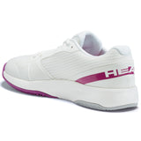 HEAD Sprint Team 2.5 Womens Tennis Shoe (White/Violet) - RacquetGuys