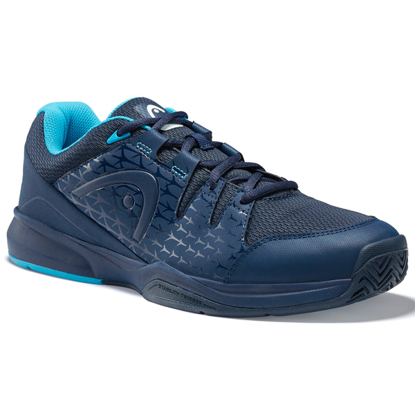 HEAD Brazer Mens Tennis Shoe (Blue) - RacquetGuys