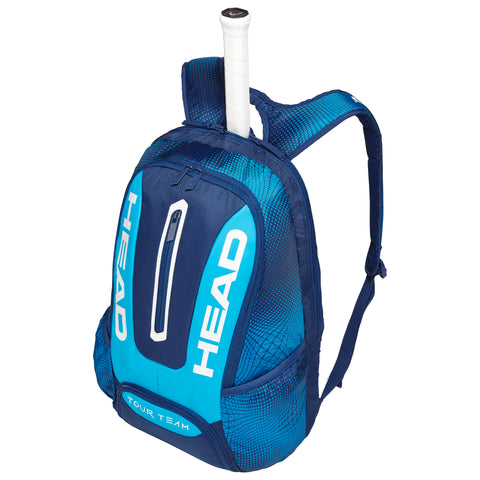 Head Tour Team BackPack Racquet Bag (Navy/Blue)