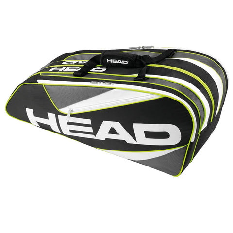 HEAD Elite Supercombi 9 Racquet Bag - RacquetGuys