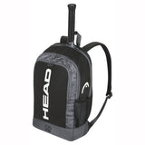 Head Core Backpack Racquet Bag (Black/White)