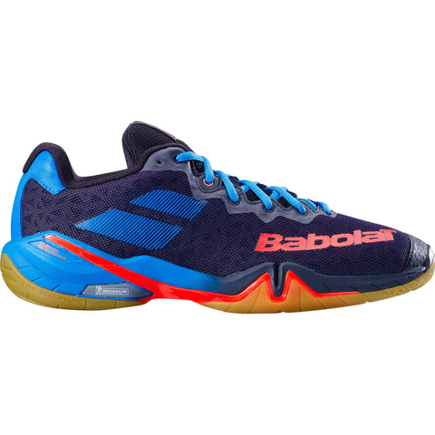 Babolat Shadow Tour Mens Indoor Court Shoe (Black) - RacquetGuys