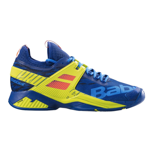 Babolat Propulse Rage Men's Tennis Shoe (Blue) - RacquetGuys