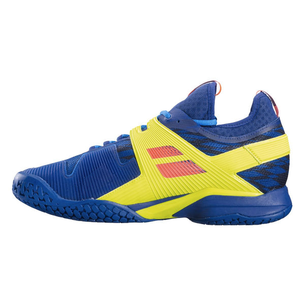 Babolat Propulse Rage Mens Tennis Shoe (Blue) - RacquetGuys