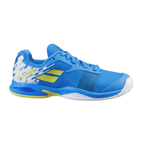 Babolat Jet AC Junior Tennis Shoe (Blue) - RacquetGuys.ca