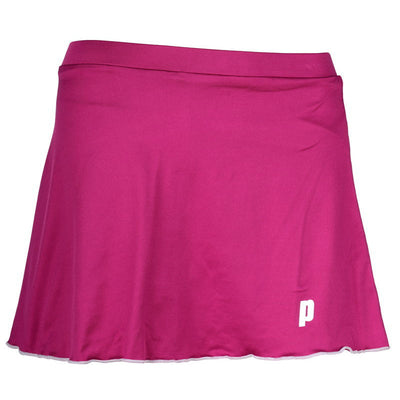 Prince Womens Skirt (Berry)