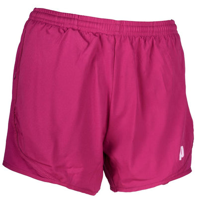 Prince Womens Shorts (Berry)