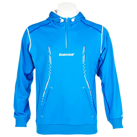 Babolat Mens Hoodie (Blue)