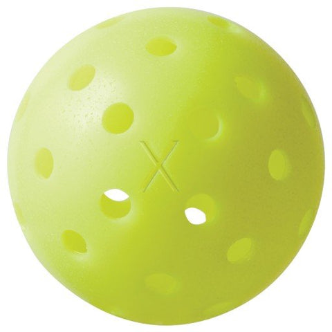 Franklin X-40 Outdoor Pickleball Ball (Optic Yellow) - RacquetGuys.ca