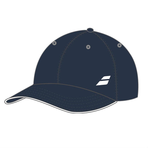 Babolat Basic Logo Hat (Blue)