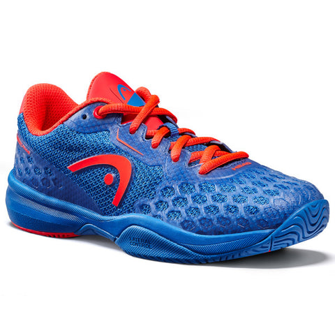 Head Revolt Pro 3.0 Junior Tennis Shoe (Blue/Orange) - RacquetGuys.ca