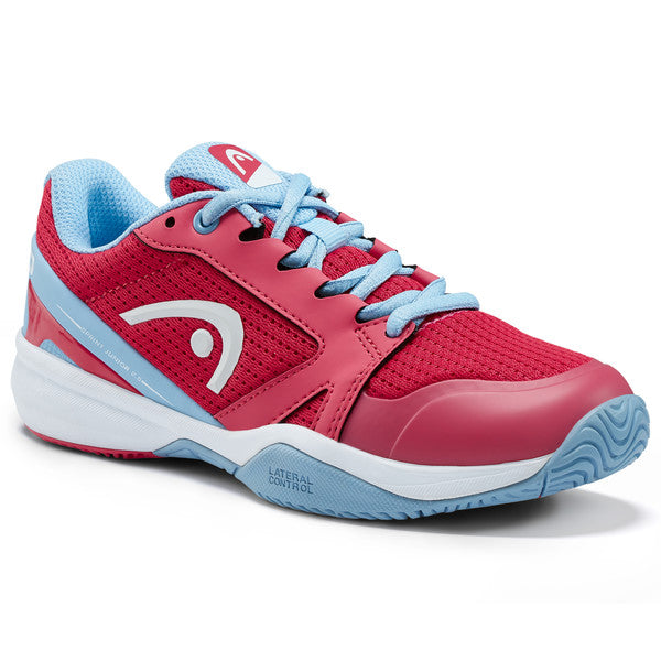 Head Sprint 2.0 Junior Tennis Shoe (Blue/Magenta) - RacquetGuys