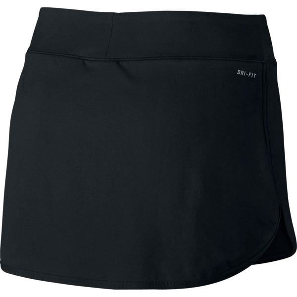 Nike Women's Pure Skirt (Black) - RacquetGuys