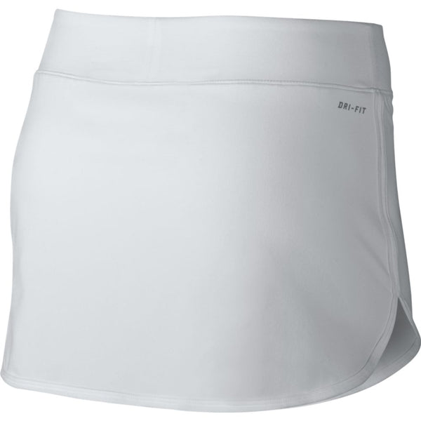Nike Women's Pure Skirt (White) - RacquetGuys