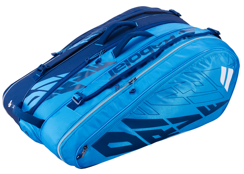 Babolat Pure Drive 12 Pack Racquet Bag (Blue/Navy)