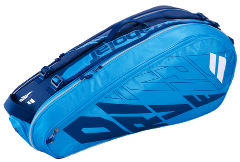 Babolat Pure Drive 6 Pack Racquet Bag (Blue/Navy)