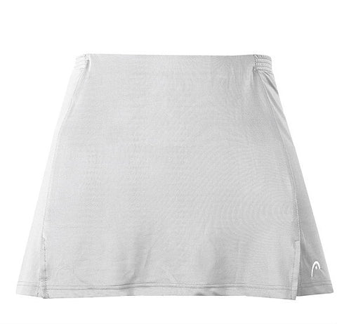 HEAD Womens Club Skirt (White) - RacquetGuys