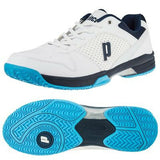 Prince Advantage Lite Mens Tennis Shoe (White/Navy)