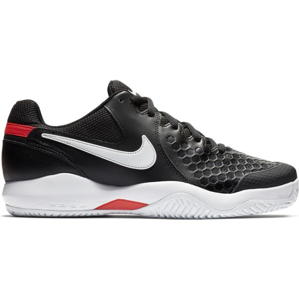 Nike Air Zoom Resistance Men's Tennis Shoe (Black/White)