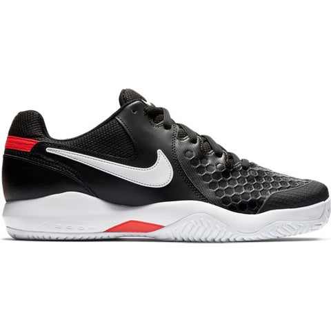 Nike Air Zoom Resistance Men's Tennis Shoe (Black/White) - RacquetGuys.ca