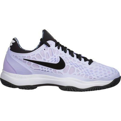 Nike Zoom Cage 3 Women's Tennis Shoe (Purple/Black)