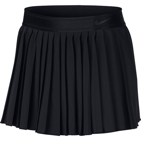 Nike Women's Victory Skirt (Black) - RacquetGuys