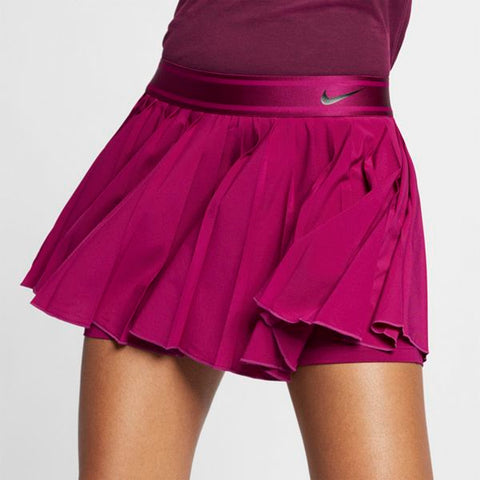 Nike Women's Victory Skirt (True Berry) - RacquetGuys