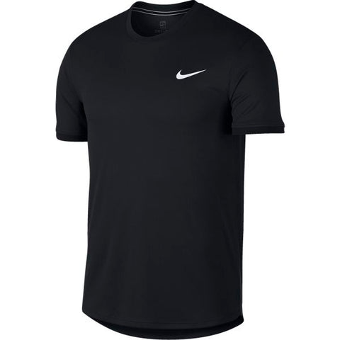 Nike Men's Dry Top (Black) - RacquetGuys