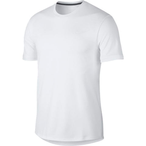 Nike Men's Dry Top (White) - RacquetGuys