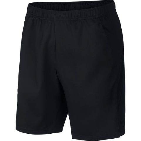 Nike Men's Dri-FIT 9 Inch Shorts (Black) - RacquetGuys