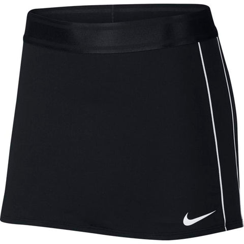 Nike Women's Dry Skirt (Black) - RacquetGuys