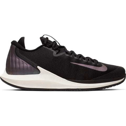 Nike Air Zoom Zero Men's Tennis Shoe (Black/Phantom/ Purple) - RacquetGuys