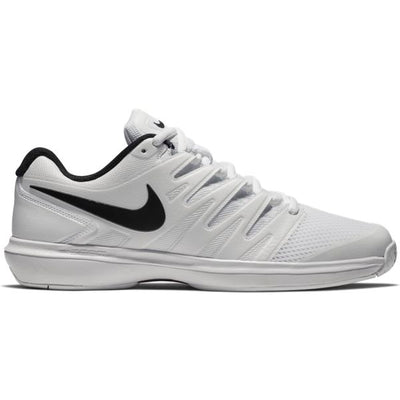 Nike Air Zoom Prestige Men's Tennis Shoe (White/Black)