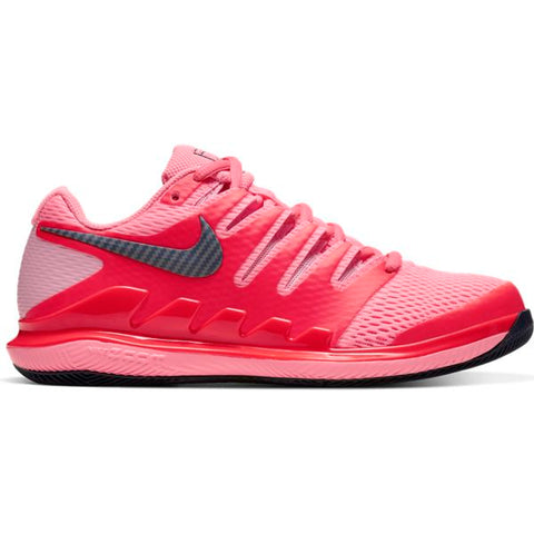 Nike Air Zoom Vapor X Women's Tennis Shoe (Pink/Blue/Red)