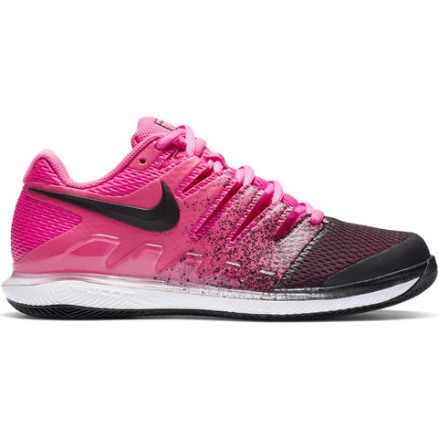 Nike Air Zoom Vapor X Women's Tennis Shoe (Pink/White) - RacquetGuys