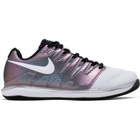 Nike Air Zoom Vapor X Women's Tennis Shoe (Multi-Colour/Black/Purple) - RacquetGuys