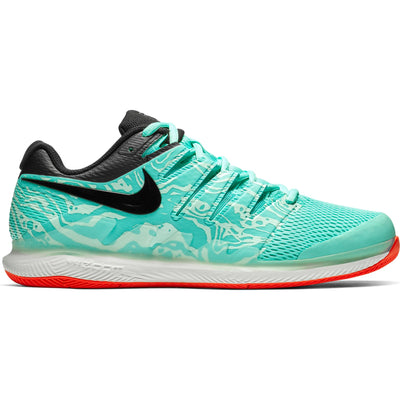 Nike Air Zoom Vapor X Men's Tennis Shoe (Green/Black)