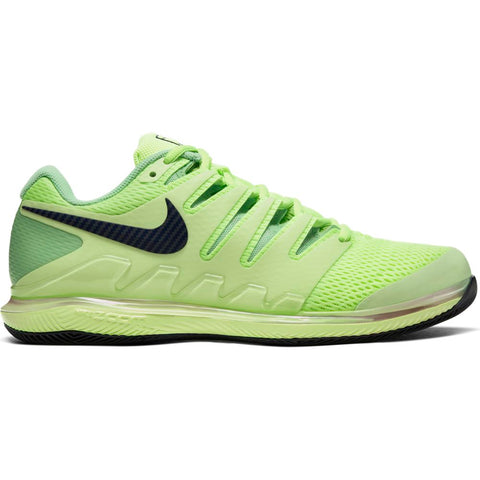 Nike Air Zoom Vapor X Men's Tennis Shoe (Green/Blue) - RacquetGuys.ca