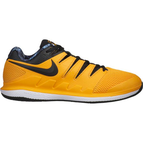 Nike Air Zoom Vapor X Men's Tennis Shoe (Gold/Black) - RacquetGuys.ca