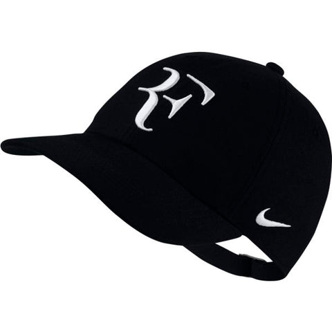 Nike Fall Heritage 86 RF Tennis Hat (Black/White)