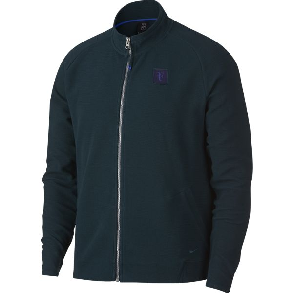Nike Men's RF Full Length Jacket (Green)